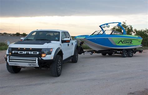 boats with raptor engines ford raptor tige asr awesome tige boats a premier