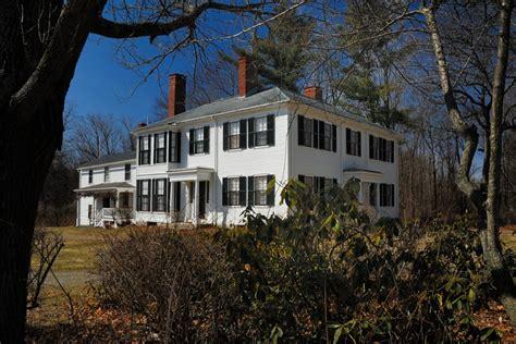 emerson house ralph waldo emerson house a photo from massachusetts northeast trekearth