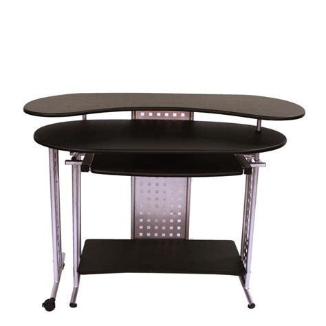 Expandable Computer Desk Comfort Products 50 100705 Regallo Expandable Quot L Quot Computer Desk Health Personal Care