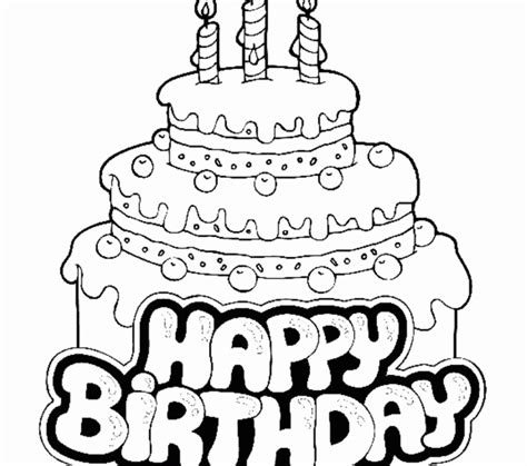 big cake coloring pages 94 large birthday cake coloring page birthday