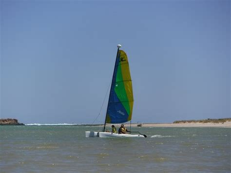 catamaran hire catamarans for hire picture of murchison river