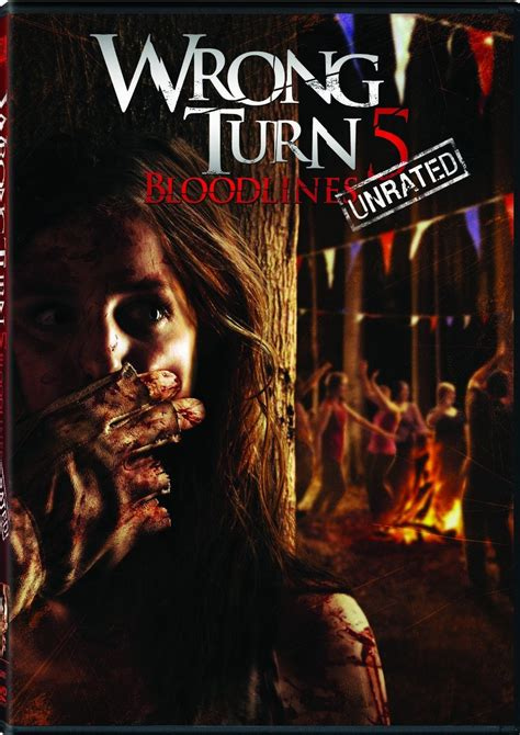 film horor wrong turn 5 blu ray review wrong turn 5 bloodlines cinema lowdown