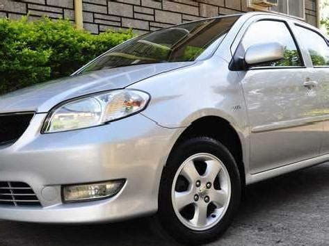 Toyota Vios 2004 For Sale Used Toyota Vios Used Cars In Misamis Mitula Cars