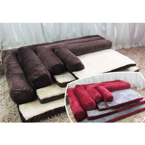 buy large dog house aliexpresscom buy large breed dog bed sofa mat house size