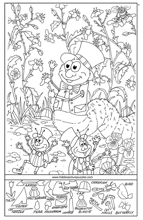 printable hidden pictures for easter free coloring pages of easter hidden objects