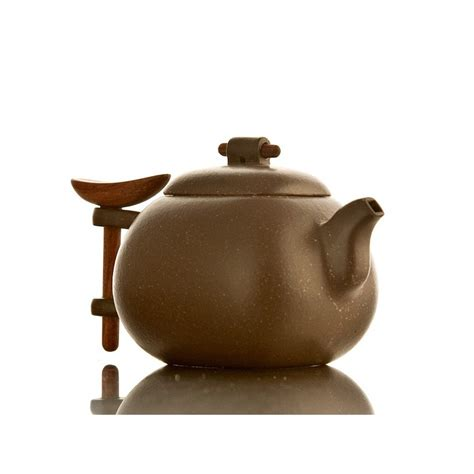 Yixing Teapot It Or It by Brown Yixing Teapot 140ml Biotea