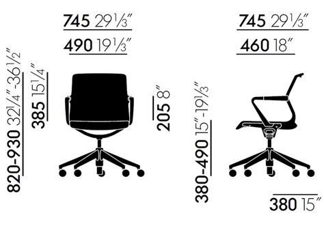 stuhl untergestell unix chair stuhl mit f 252 nfstern untergestell vitra milia shop