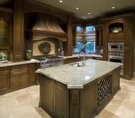 Kitchen Counter Islands Kitchen Countertop Trends For 2015