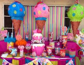 Candy Party Decorations Candy Birthday Quot Candy Land Quot Catch My Party