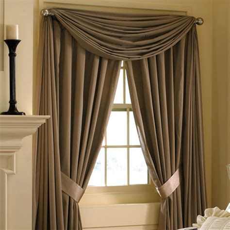 Window Curtain Drapes Curtains And Draperies In Home Interior Design House