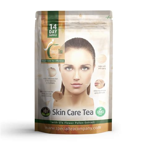 Detox Skin Care by 14 Days Skin Care Detox Tea Detoxsupremetea