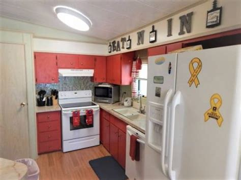 Mobile Home Kitchen Cabinets Discount 7 Cheap Mobile Homes The Original And Affordable Tiny Homes