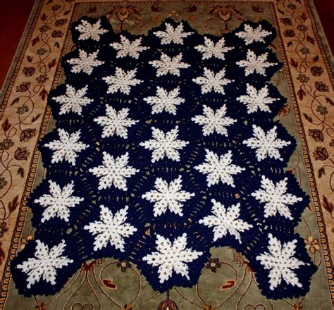 snowflake pattern crochet afghan inspired and unscripted snowflake crochet afghan