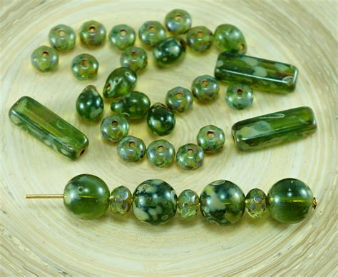 how big is 20mm bead 4pcs large picasso glass flat oval 20mm x 14mm