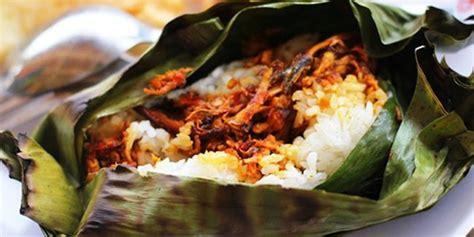 cara membuat nasi bakar khas bandung resep bekal suami nasi bakar ayam kemangi vemale com