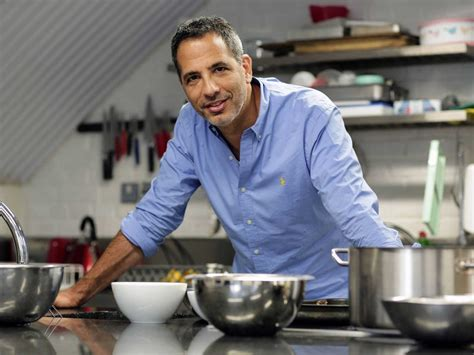 yotam ottolenghi interview  stressed  food