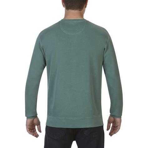comfort colors crewneck cc1566 comfort colors crewneck sweatshirt light