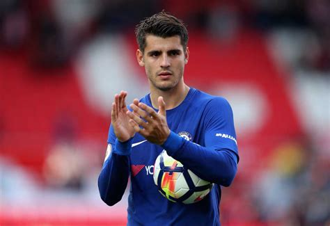 chelsea morata alvaro morata fires out warning to chelsea s title rivals