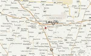 map of lake city florida lake city florida location guide
