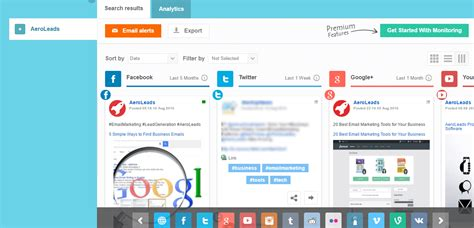 Free Social Media Search 16 Best Social Media Monitoring Tools For Your Brand