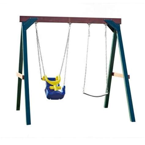 commercial swing seats adaptive wood complete play set with adaptive and