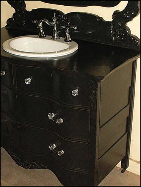 Shabby Chic Black Dresser by Black Shabby Chic Dresser Home Furniture Design