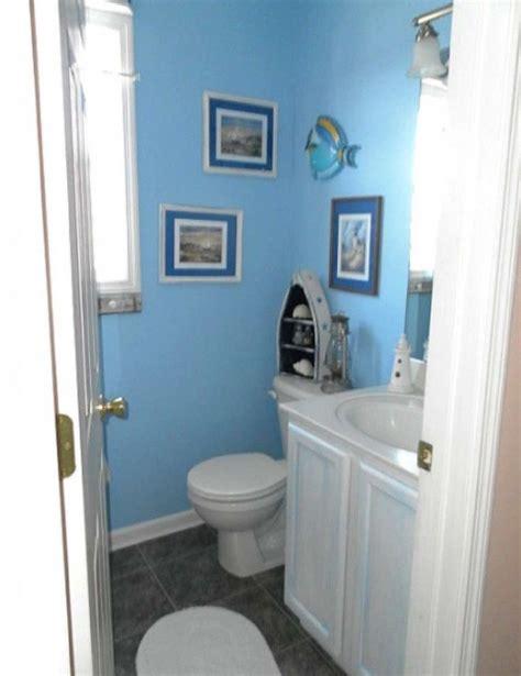 Seaside Bathroom Decorating Ideas - coastal bathroom decor ideas in small cottage