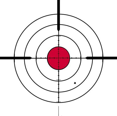 best printable shooting targets gun target clipart best