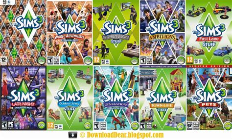Design House Game Cheats by Download The Sims 3 Expansion Pack Stuff Pack Full