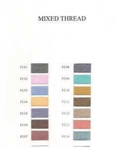 floriani thread color chart floriani embroidery thread 171 embroidery origami