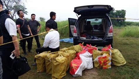 artikel membuat sabu polisi gagalkan penyelundupan sabu 1 ton kapolda dua
