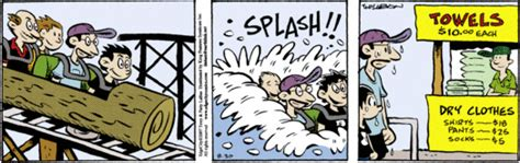 theme park jokes comic strips comics i don t understand this site is