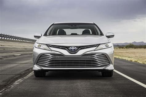 2018 camry xle 2018 toyota camry prototype drive review tectonic shift