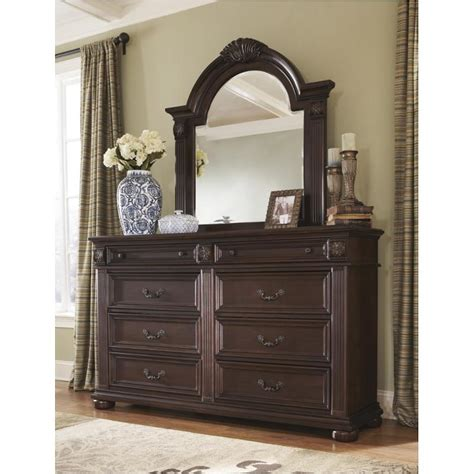 ashley furniture caprivi bedroom bedroom mirror