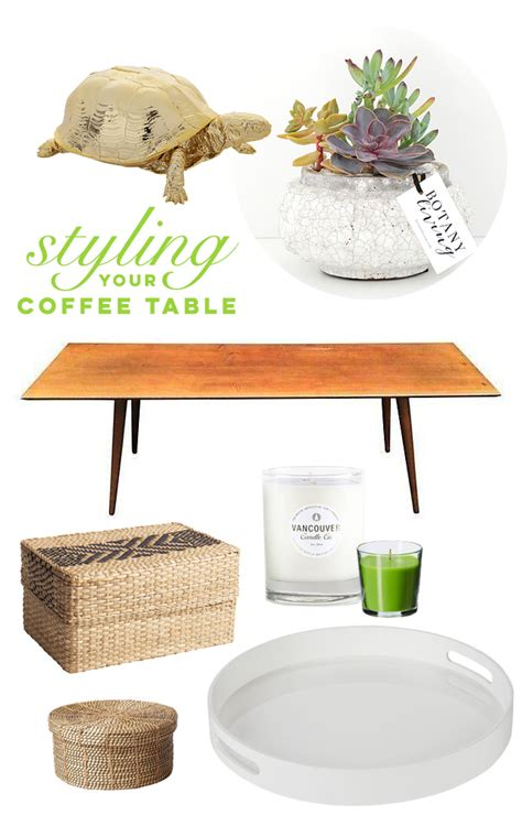 coffee table styling 5 tips for styling a coffee table by visualheart