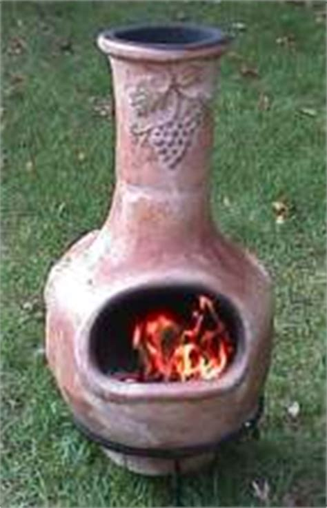 Chimera Pit Clay Purchasing Using And Maintaining The Chiminea Outdoor