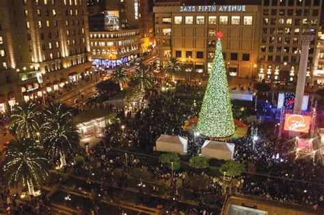 when is the tree lighting in san francisco best 28 sf tree lighting union square