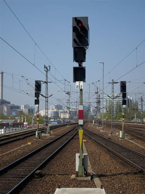 Ks Berlin by Alte Dr Lichtsignale Und Die Neuen Ks Signale Als
