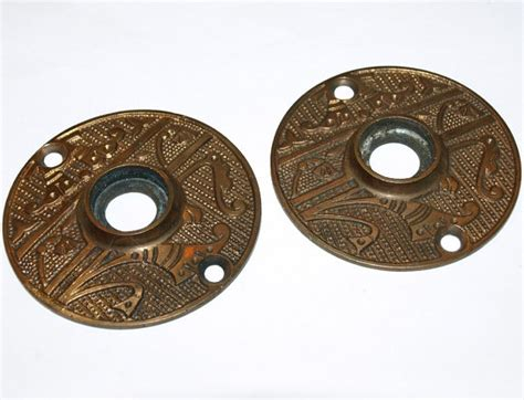 Door Knob Covers For by 2 Vintage Door Knob Covers Steunk By