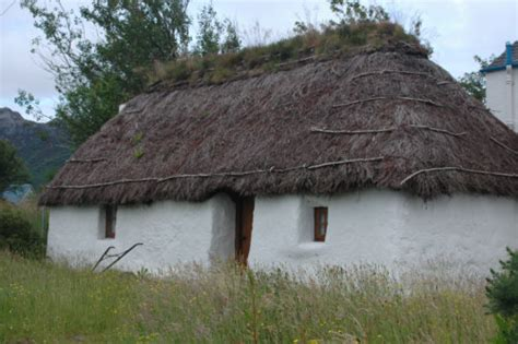 thatched cottage plockton pictures and photographs