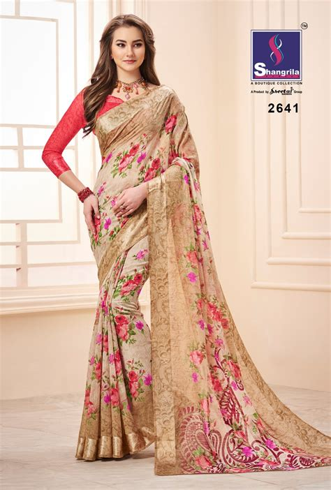 Cotton Voal krishna creation 187 shangrila kanchana cotton vol 3 linen