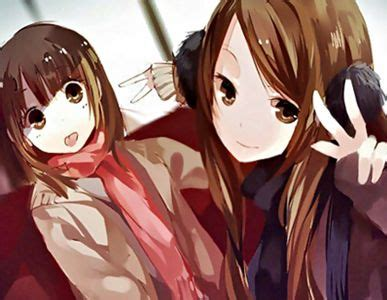 anime as best friends 17 best images about anime bff on black and
