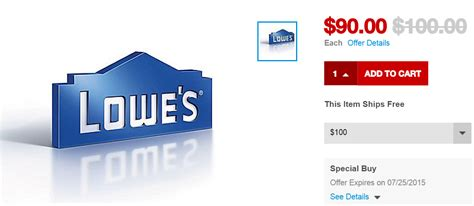 Where Can I Buy Lowes Gift Cards - best lowes gift card limit online purchase noahsgiftcard