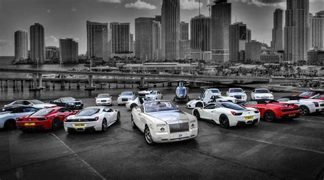 fleet  exotic cars  luxury cars  luxury car