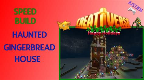 Image Abandoned Gingerbread House Jpg Creativerse Speed Build Haunted Gingerbread House Youtube
