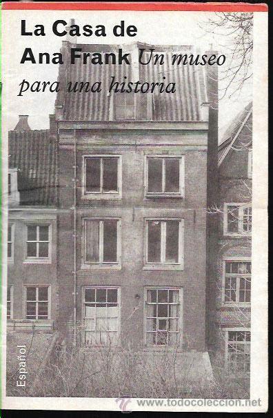 casa ana frank folleto la casa de ana frank un museo para comprar