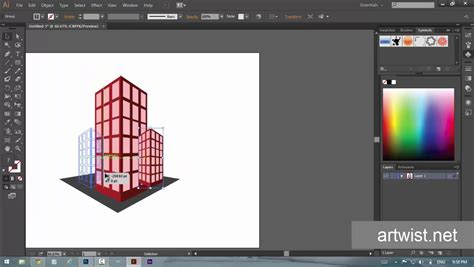 reset perspective tool illustrator how to use perspective tool adobe illustrator