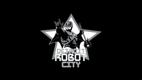 black and white kiss wallpaper robocop detroit robot de bande ville baiser de la musique