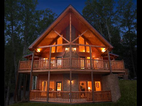 Luxury Cabin Rentals In Gatlinburg Tn by Elk Springs Resort Affordable Overnight Vacation Cabin