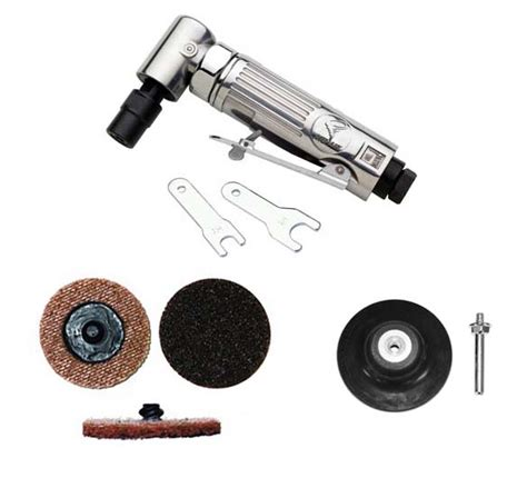 Air Die Grinder Iwt 14 Terlaris atd 21310 1 4 quot mini angle air die grinder surface conditioning kit atd 21310 tooldesk